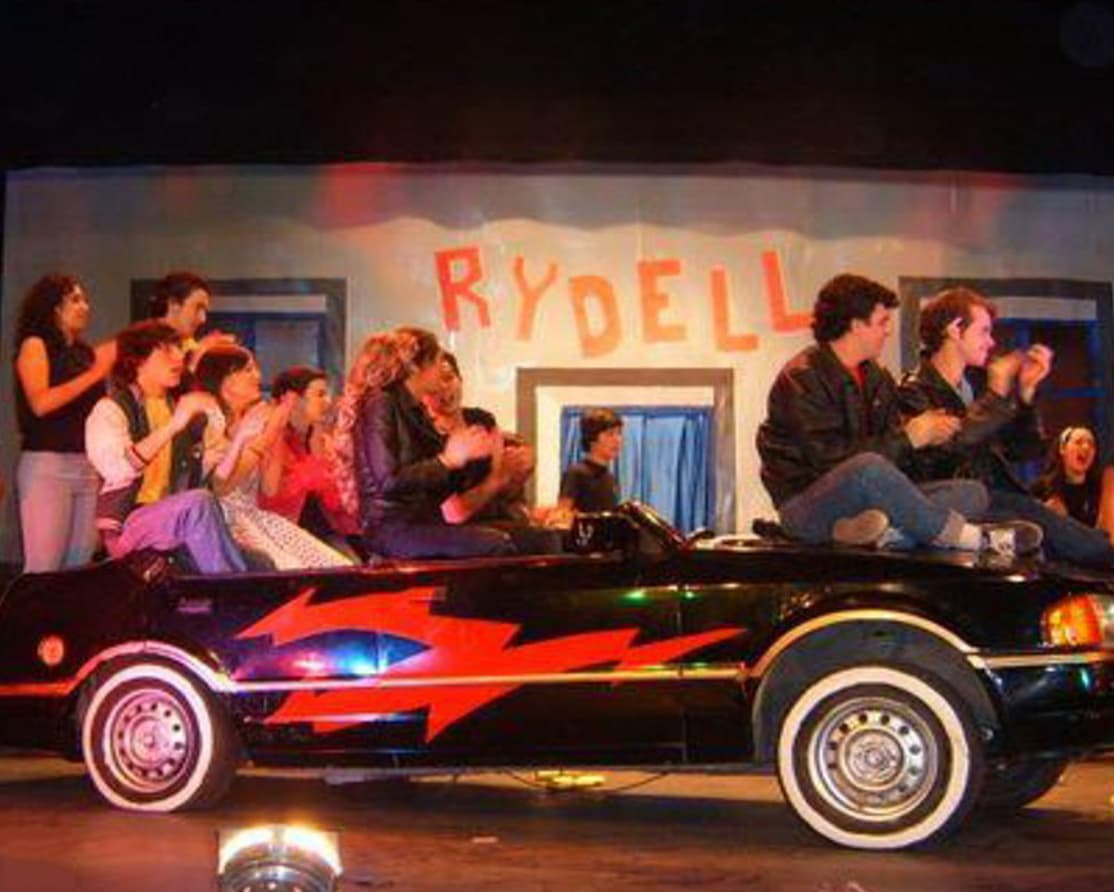 Grease 2005/06